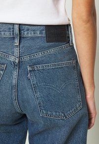 Levi's® Made & Crafted - LMC THE COLUMN - Jeans straight leg - sapphire - 4