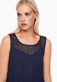 s.Oliver - Day dress - dark blue - 3