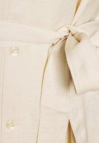 Vero Moda - VMALBANA BELT DRESS - Day dress - birch - 2