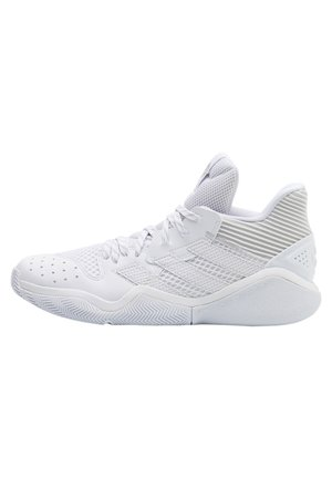 HARDEN STEPBACK - Basketbalschoenen - grey one/footwear white
