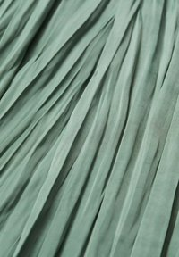 Mango - PALMER - Plisovaná sukně - aquamarijn - 5