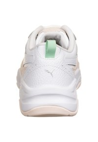 Puma - CILIA LUX - Trainers - white / rosewater / mist green / silver - 3