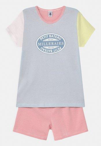 MILLERAIES - Pyjama set - multi-coloured/off-white