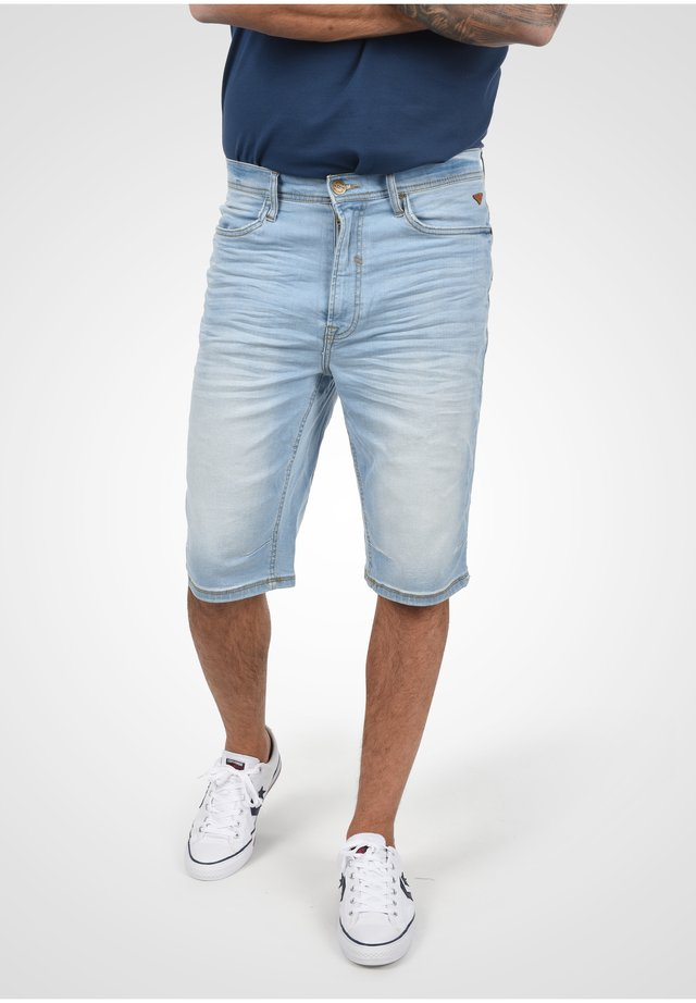 Jeans Short / cowboy shorts - denim light blue