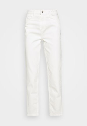 MELANIE CRYSTAL ANKLE - Relaxed fit jeans - egret
