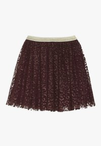 The New - ANNA FANNA SKIRT - Mini skirt - winetasting - 0