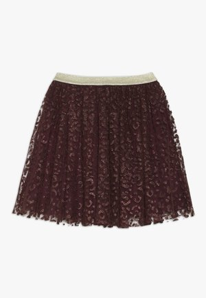 ANNA FANNA SKIRT - Minifalda - winetasting