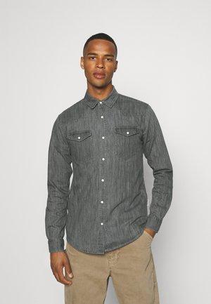 JEREMY SHIRT - Shirt - mid grey