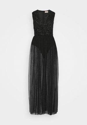 LILLIAN MAXI - Occasion wear - black