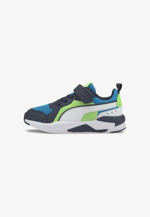 X-RAY AC  - Sneakers laag - blue-white-peacoat-green