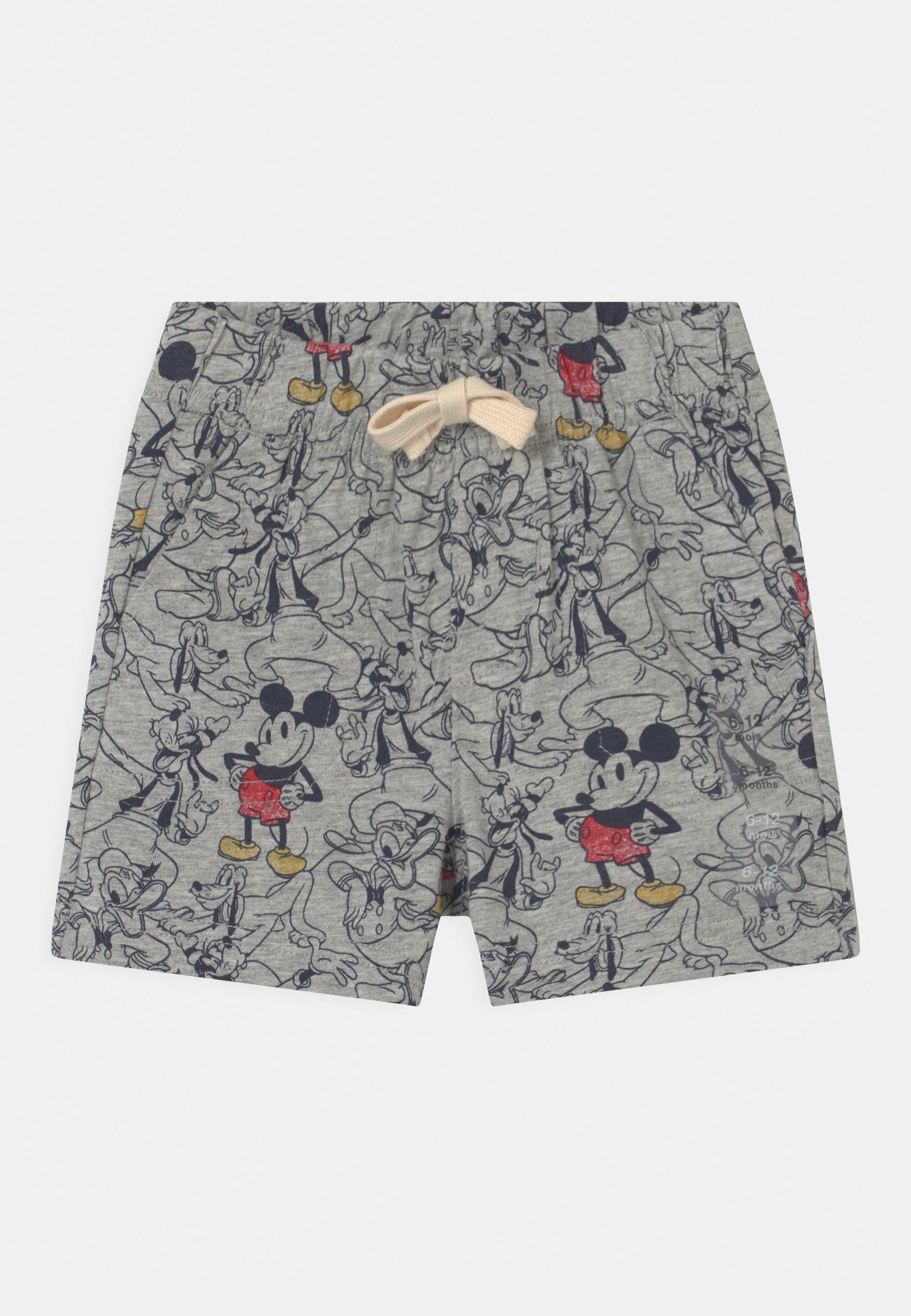 Bambini MICKEY MOUSE DISNEY - Shorts - light heather grey