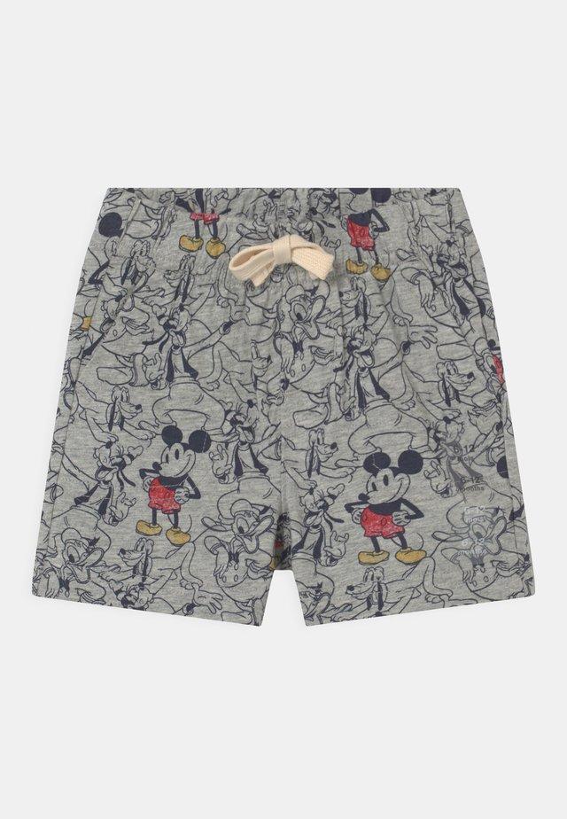 MICKEY MOUSE DISNEY - Shorts - light heather grey