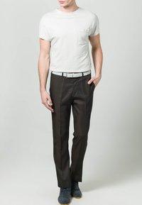 Wilvorst - Suit trousers - dunkelbraun - 1