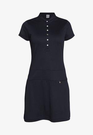 SELENA CAP DRESS - Jersey dress - navy