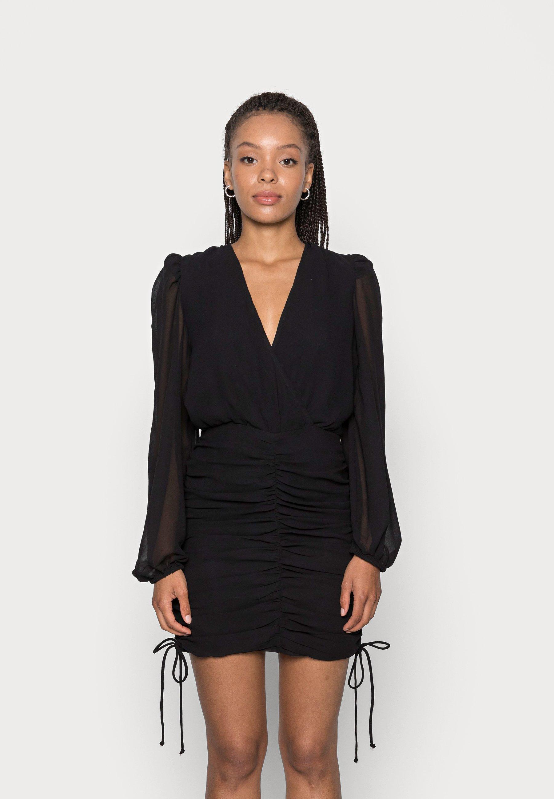 Women ISA DRAWSTRING DRESS - Cocktail dress / Party dress