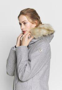 Luhta - ISOKURIKKA  - Winter coat - light grey - 3
