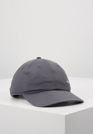 UNISEX - Caps - dark grey/silver