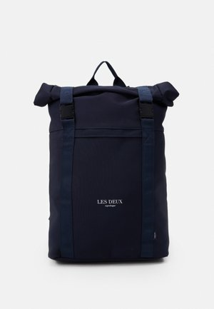 TRAVIS BACKPACK - Plecak - dark navy
