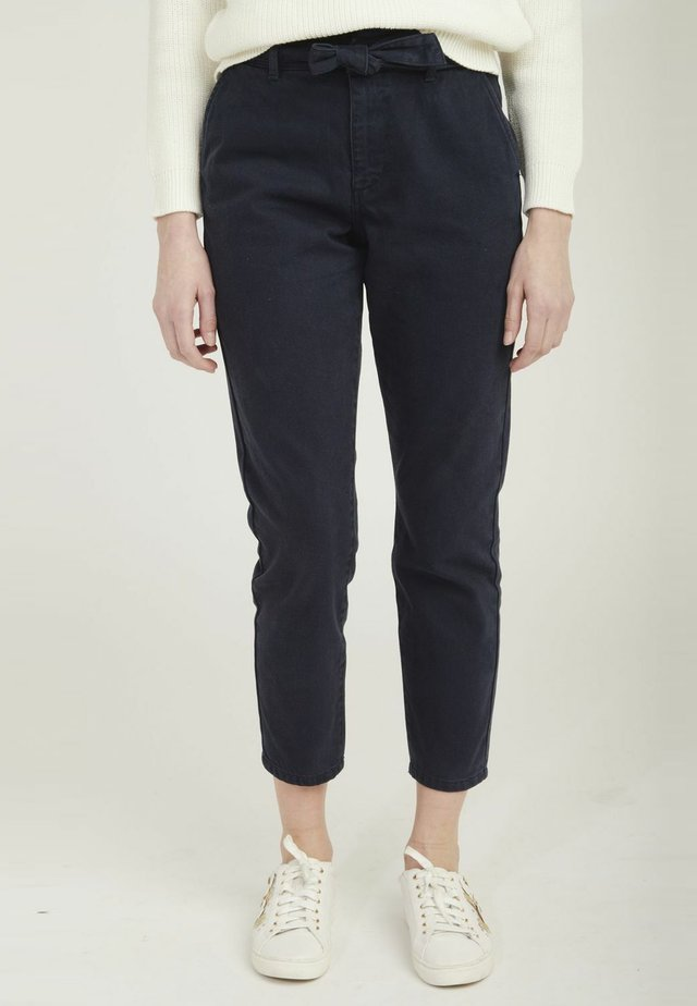 DAILY - Trousers - blue