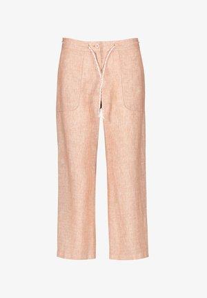 Trousers - sahara melange