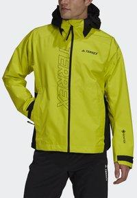 adidas Performance - TERREX GORE-TEX PACLITE RAIN - Hardshell jacket - black - 3
