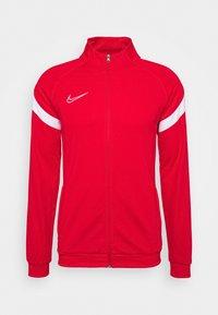 Nike Performance - DRY ACADEMY - Veste de survêtement - university red/white - 4