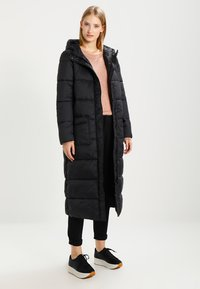 Saint Tropez - Winter coat - black - 1