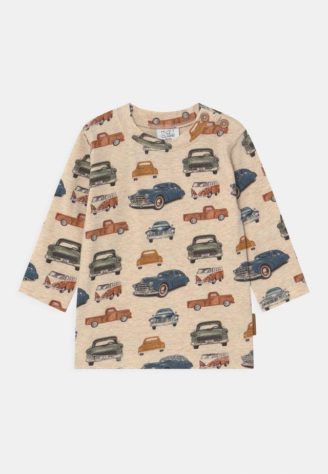 ANTON  - Pitkähihainen paita - beige