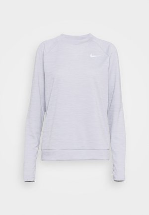 PACER CREW - Sports shirt - smoke grey