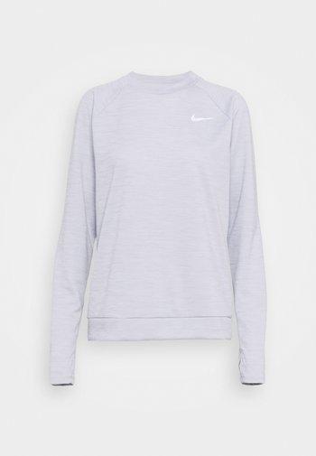 PACER CREW - Sportshirt - smoke grey