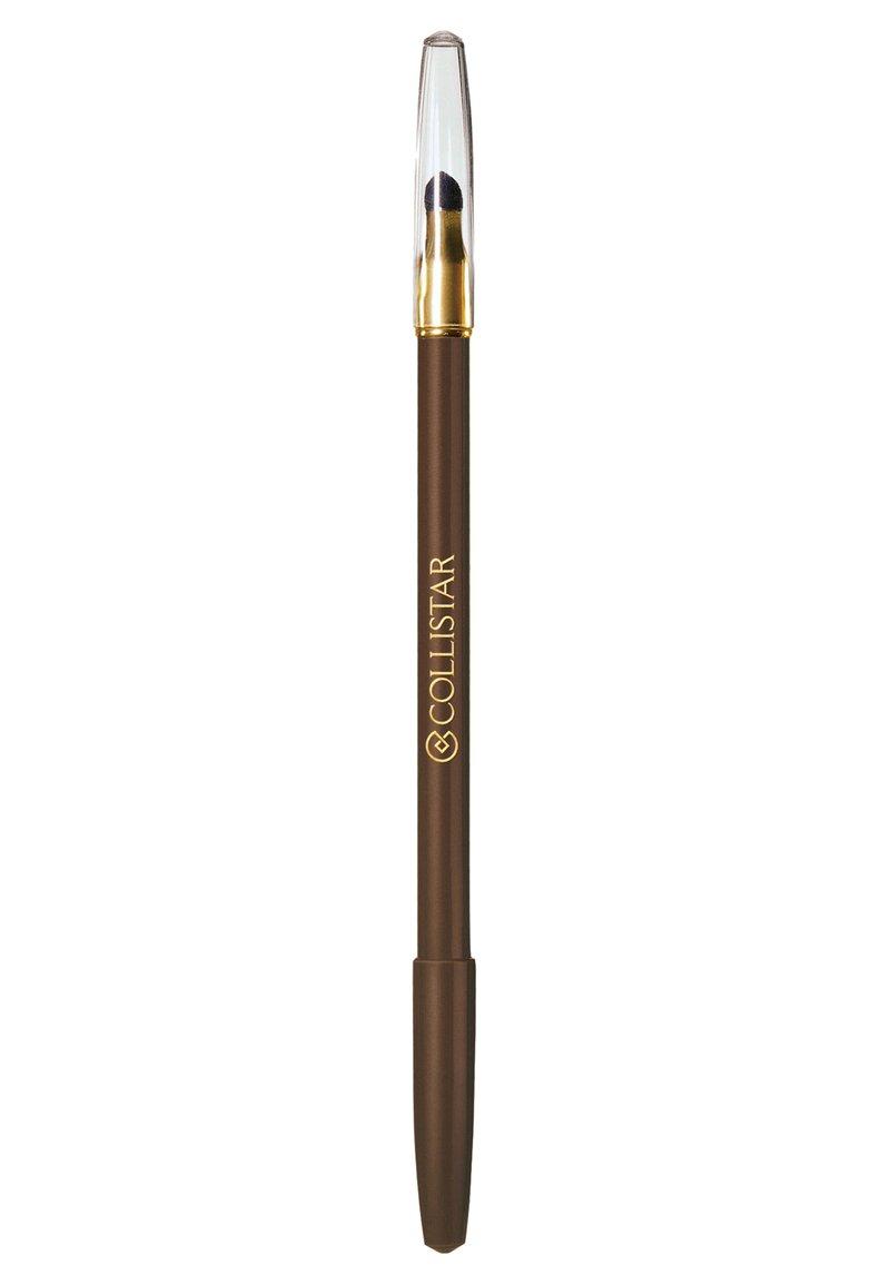Collistar - PROFESSIONAL EYE PENCIL - Eyeliner - n.7 golden brown