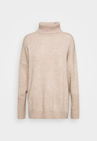 CHINTI & PARKER - THE RELAXED - Sweter - oatmeal - 7