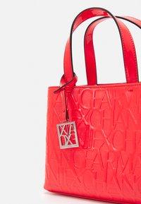 Armani Exchange - Handbag - sangria - 3