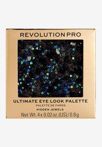 Revolution PRO - ULTIMATE EYE LOOK HIDDEN JEWELS PALETTE - Eyeshadow palette - - - 3