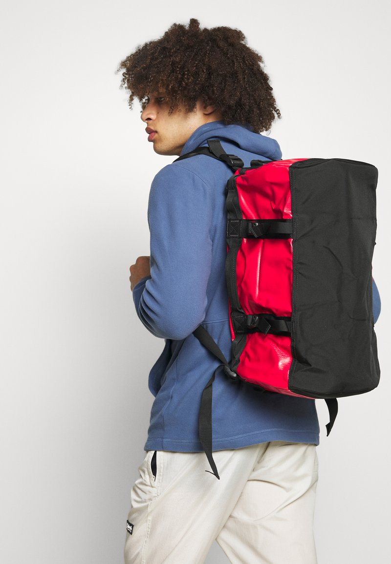 The North Face - BASE CAMP DUFFEL - XS - Sports bag - red/black