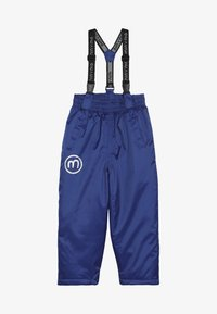 Minymo - SNOW PANT OXFORD SOLID - Skibroek - sodalite blue - 4