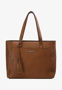 Anna Field - Bolso shopping - cognac - 5
