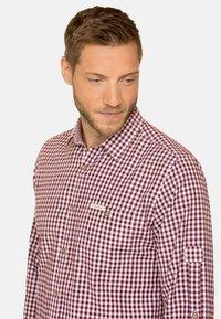 Stockerpoint - CAMPOS3 - Shirt - bordeaux - 2