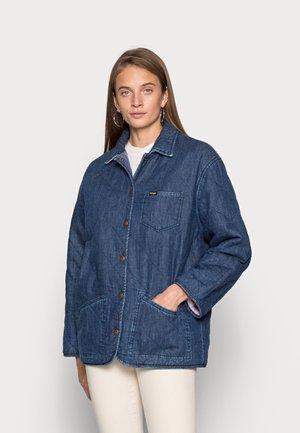 DUVET JACKET - Light jacket - stonewash mid