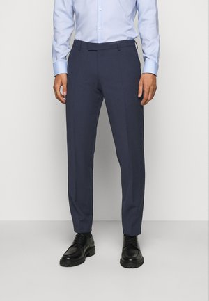 BLAYR-ANZUGHOSE - Suit trousers - navy