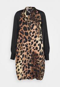 Just Cavalli - Košilové šaty - natural variant - 4
