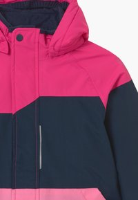 Name it - NKFSNOW03 JACKET BLOCK - Winter jacket - fuchsia - 3