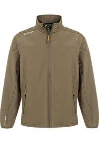 Whistler - DUBLIN - Soft shell jacket - 5056 tarmac - 0