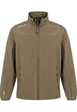 DUBLIN - Soft shell jacket - 5056 tarmac