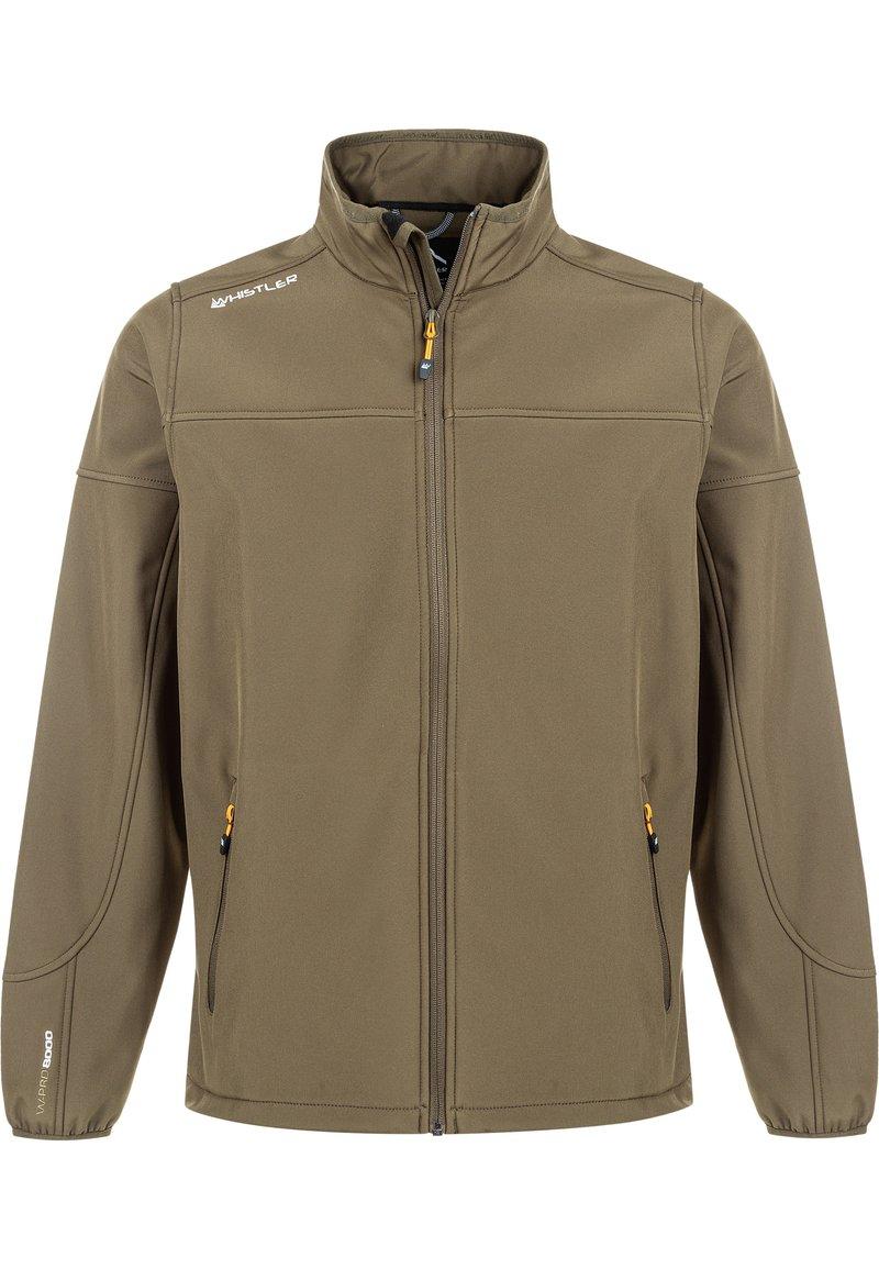 Whistler - DUBLIN - Soft shell jacket - 5056 tarmac