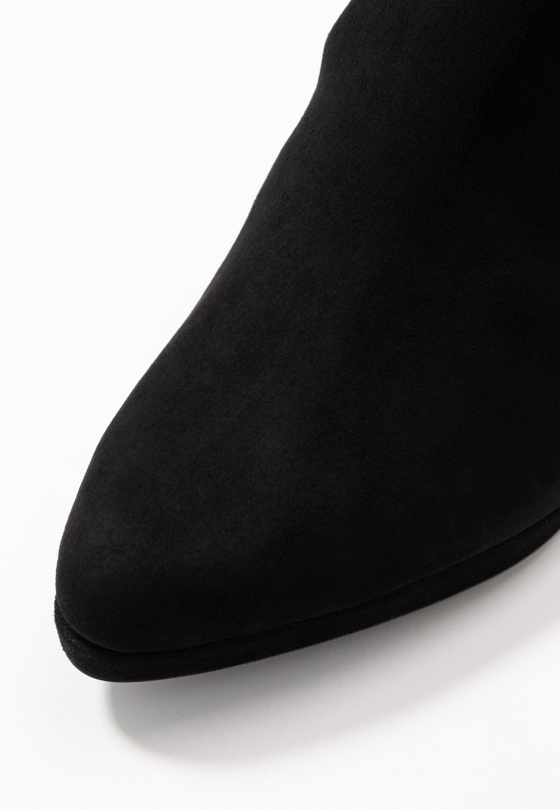 Peter Kaiser PAKUNA High Heel Stiefelette schwarz/schwarz