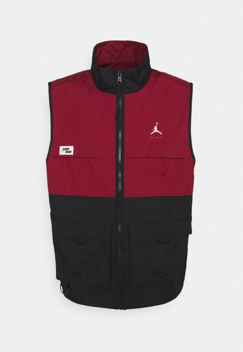 Jordan - VEST - Waistcoat - team red/black