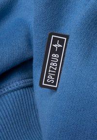 Spitzbub - KLAUS - Zip-up sweatshirt - blue - 5