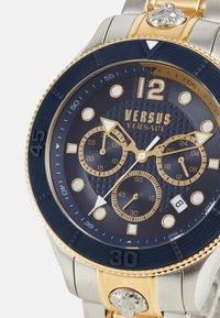 Versus Versace - VOLTA - Zegarek chronograficzny - two-tone blue - 4