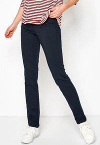 TONI - BELOVED CS - Slim fit jeans - 059 marin - 0